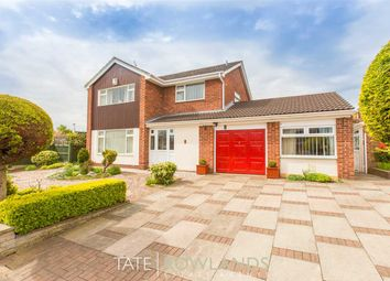 Thumbnail 3 bed detached house for sale in Cairndale Avenue, Connah's Quay, Deeside