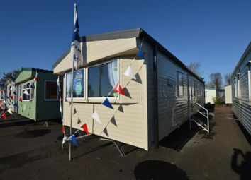 Thumbnail 2 bed property for sale in Chichester Lakeside Holiday Park, V, Runcton, Chichester