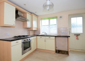 Thumbnail 2 bed town house to rent in Bolsover Road, Mastin Moor, Chesterfield