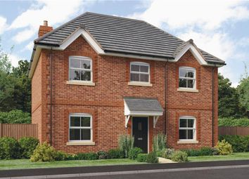 "Thumbnail 4 bed detached house for sale in ""Ridgeway"" at Alfrey Close, Southbourne, Emsworth"
