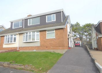 4 bed semi-detached bungalow for sale in Westgate Close, Porthcawl, Bridgend. CF36