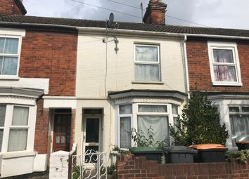 Thumbnail 3 bed terraced house for sale in Cromwell Road, Bedford