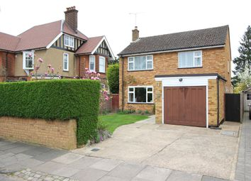 Thumbnail 3 bed detached house for sale in Woodstock Road North, St.Albans