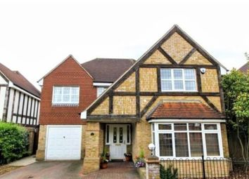 Thumbnail 4 bed detached house for sale in Queen Annes Place, Enfield
