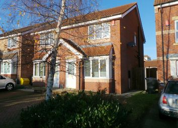 Thumbnail 2 bed semi-detached house for sale in Heather Close, Gainsborough