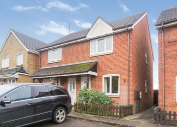 Thumbnail 2 bed end terrace house for sale in Sandringham Close, Brackley