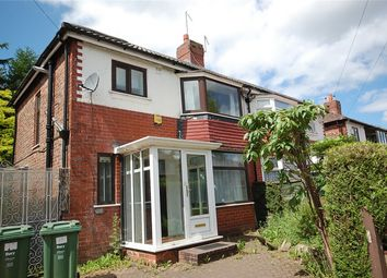 Thumbnail 3 bed semi-detached house for sale in Buckingham Avenue, Whitefield, Manchester, Lancashire