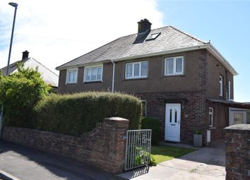 Thumbnail 3 bed detached house for sale in Brynteg Avenue, Pyle