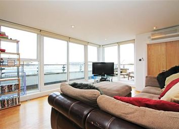 Thumbnail 4 bed flat to rent in Compass House, Riversie West, Smugglers Way, London
