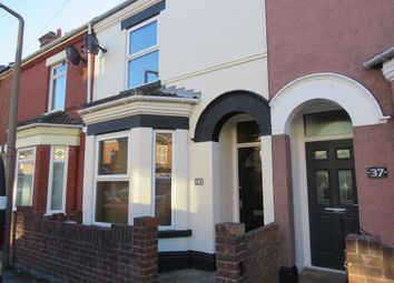 Thumbnail 3 bed terraced house to rent in Beresford Road, Lowestoft