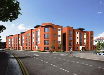 Thumbnail 1 bedroom flat for sale in Life, Off Bowling Green Lane, Bletchley, Milton Keynes