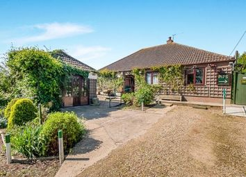 Thumbnail 3 bed bungalow for sale in Croppers Lane, Freiston, Boston