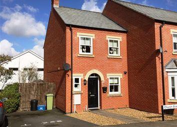 Thumbnail 2 bedroom end terrace house for sale in Church Street, Wolverton, Milton Keynes