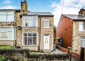 3 bed semi-detached house for sale in William Street, Crosland Moor, Huddersfield, West Yorkshire HD4