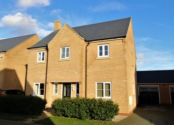 4 bed detached house for sale in Jubilee Close, Blunham, Bedford MK44