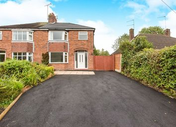Thumbnail 3 bed semi-detached house for sale in Boundary Lane, Congleton