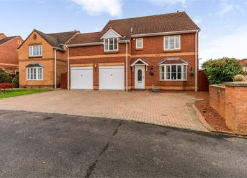 Thumbnail 4 bed detached house for sale in Hamsterley Road, Newton Aycliffe, Durham