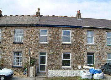 Thumbnail 2 bed terraced house to rent in Wheal Uny, Trewirgie Hill, Redruth