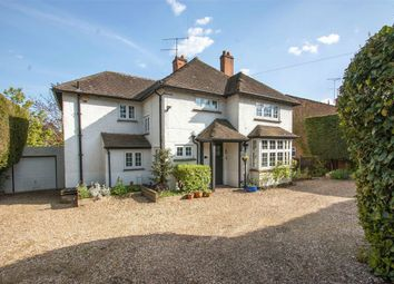 Thumbnail 4 bed detached house for sale in Fleet Road, Fleet