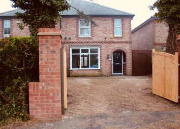 Thumbnail 2 bed semi-detached house for sale in New Brighton Road, Emsworth