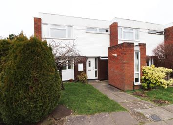 Thumbnail 3 bed end terrace house to rent in Madeira Close, West Byfleet
