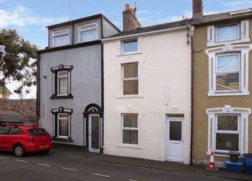 2 bed terraced house for sale in Chapel Street, Caernarfon LL55
