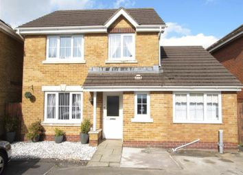 Thumbnail 4 bedroom detached house for sale in Thorne Way, Culverhouse Cross, Cardiff