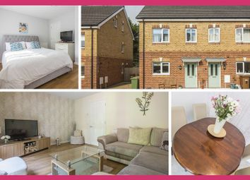 Thumbnail 2 bed end terrace house for sale in Moriah Mews, Risca, Newport