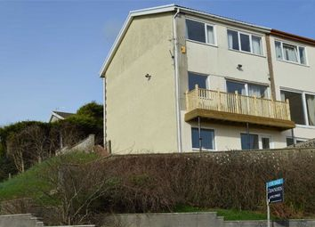 Thumbnail 3 bed semi-detached house for sale in Brynmead Close, Swansea