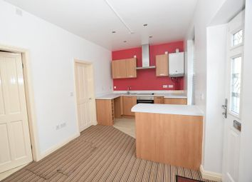 Thumbnail 1 bed flat to rent in High Street, Silverdale, Newcastle-Under-Lyme