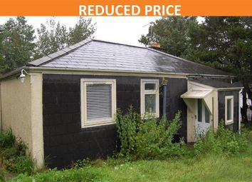 Thumbnail 2 bed detached bungalow for sale in Aultbea, Achnasheen, Ross-Shire