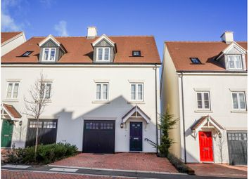 Thumbnail 4 bed semi-detached house for sale in Colston Rise, Ampthill