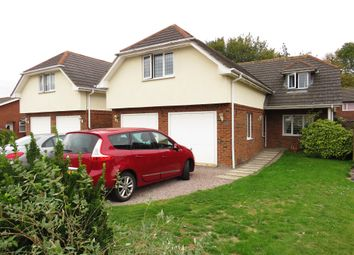 Thumbnail 5 bed detached house for sale in Fen View, Christchurch, Wisbech