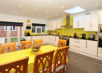 Thumbnail 4 bedroom semi-detached house for sale in Tudor Court North, Wembley, Middlesex