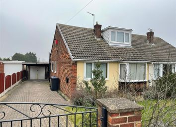 Thumbnail 3 bed semi-detached house for sale in April Drive, Barnsley, South Yorkshire