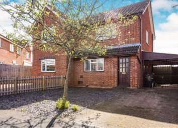Thumbnail 2 bed semi-detached house for sale in Portmeirion Close, Whitchurch