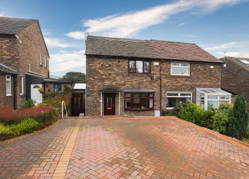 Thumbnail 3 bed semi-detached house for sale in The Green, Dungworth, Bradfield, Sheffield