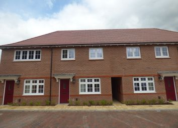 Thumbnail 2 bedroom terraced house to rent in Foxglove Close, Newton Abbot