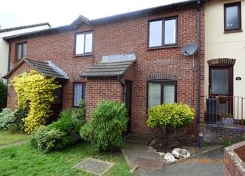 Thumbnail 2 bed terraced house to rent in Nurseries Close, Topsham, Exeter