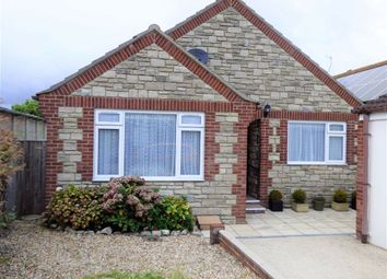 Thumbnail 2 bed detached bungalow for sale in Haywards Avenue, Lodmoor, Weymouth