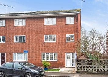 Thumbnail 4 bed end terrace house for sale in Rugby Road, Lutterworth