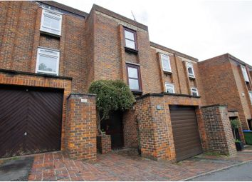 Thumbnail 3 bed town house for sale in Shooters Hill, London