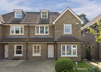Thumbnail 4 bed semi-detached house for sale in Little Orchard Place, Esher, Surrey