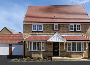 "Thumbnail 4 bed detached house for sale in ""Alnwick"" at Arnold Drive, Corby"