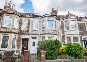 Thumbnail 3 bed terraced house for sale in Maxse Road, Knowle, Bristol