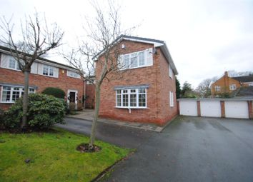 Thumbnail 3 bed link-detached house to rent in Barrymore Court, Grappenhall, Warrington