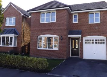 Thumbnail 4 bed detached house for sale in William Higgins Close, The Stables, Stoke-On-Trent