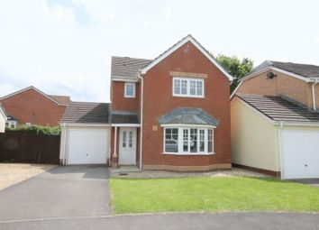 Thumbnail 3 bed detached house for sale in Heather Court, Quakers Yard, Treharris