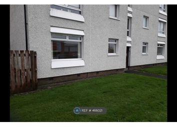 Thumbnail 1 bed flat to rent in Kirktonholm Place, Kilmarnock
