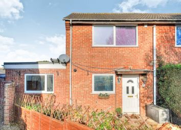 Thumbnail 3 bed semi-detached house for sale in Ellinor Road, North Walsham